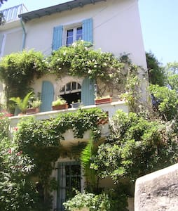 maison de village de charme - Villeneuve-lès-Avignon - Reihenhaus
