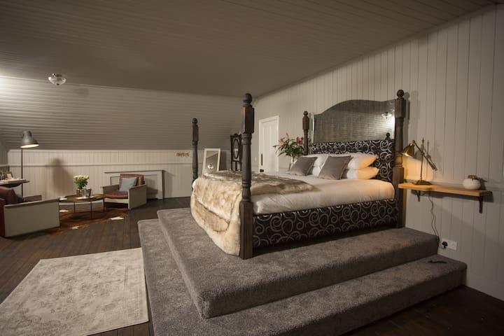 Loft & Attic Premier rooms