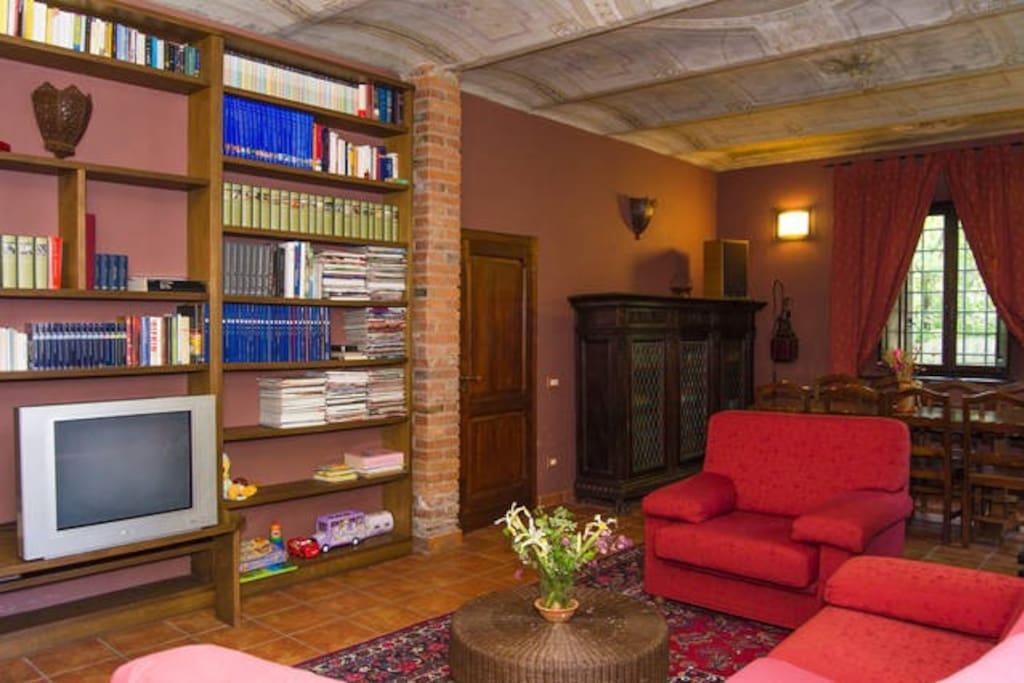 Salotto 1 - Living room n. 1