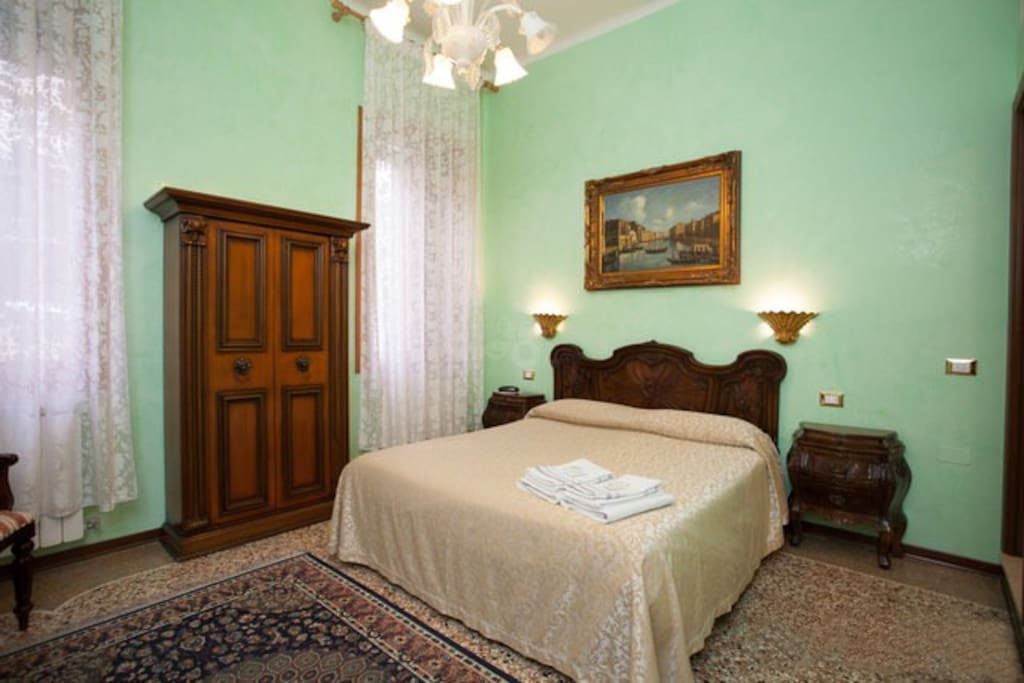 Enchanted star room center venice chambres d 39 h tes for Chambre d hote venise