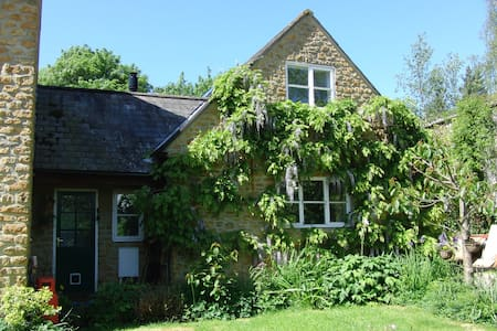 Gorgeous cottage in rural W Dorset - Huis