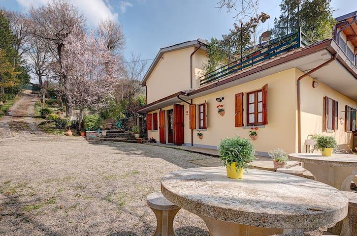Montegiovi Park Homestead - Le Caselle - Byt