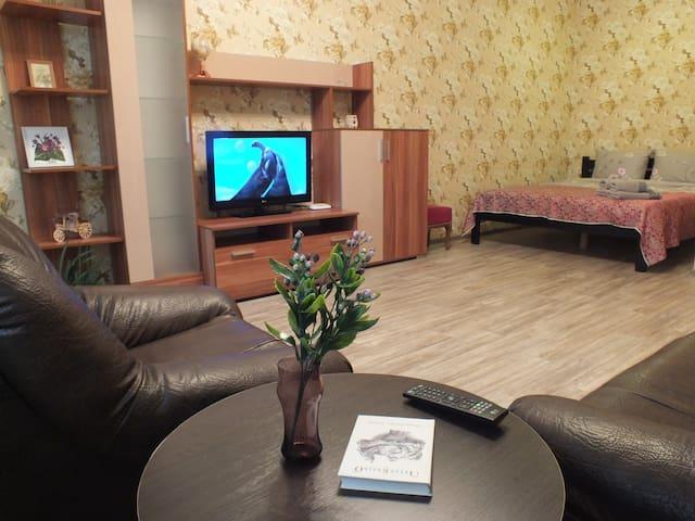 Eco Grunvald Kiev Apartment