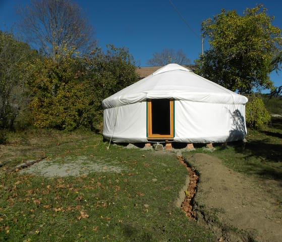 Yurt of Deer