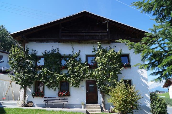 Gemütliches Bauernhaus, ideal für Familien