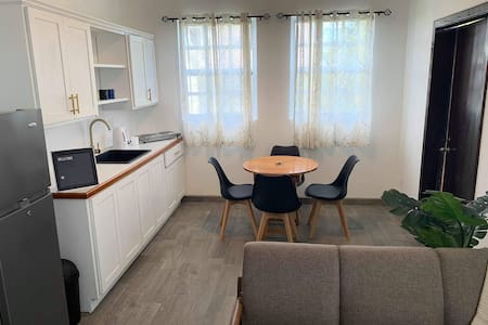 #2 new and centric apartment 1 min away from beach