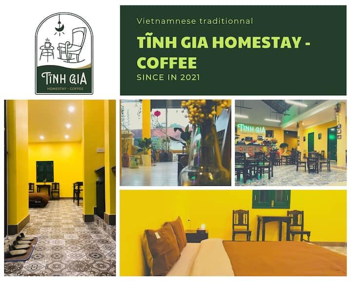 Tinh Gia Homestay Coffee 102