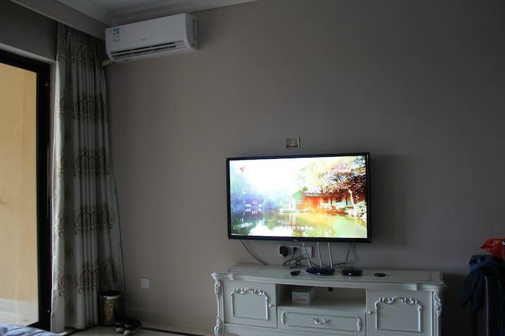 南昆山富力养生谷《山景房》-奥比温泉酒店公寓(AB-18~07)