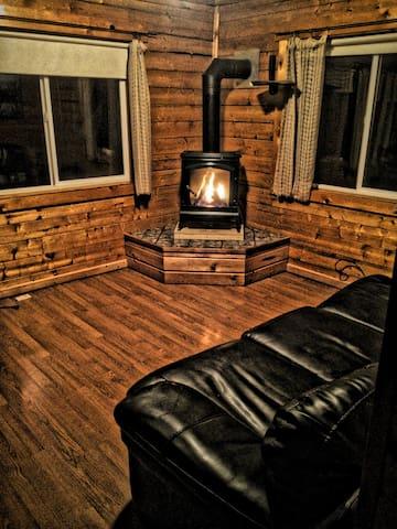 Redoubt cabin