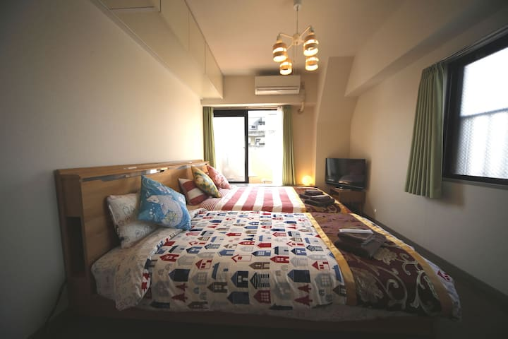 [N82]Hakata Neo Hotel -Free wifi-