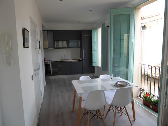 Apoteka apartaments 2n - Figueres - Apartemen