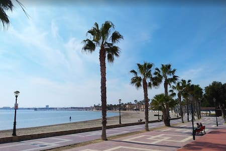 Lovely room 150M from the beaches of Mar Menor