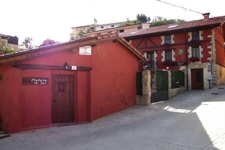Casa rural Madera y Sal en Salinas de Añana - Gesaltza Añana