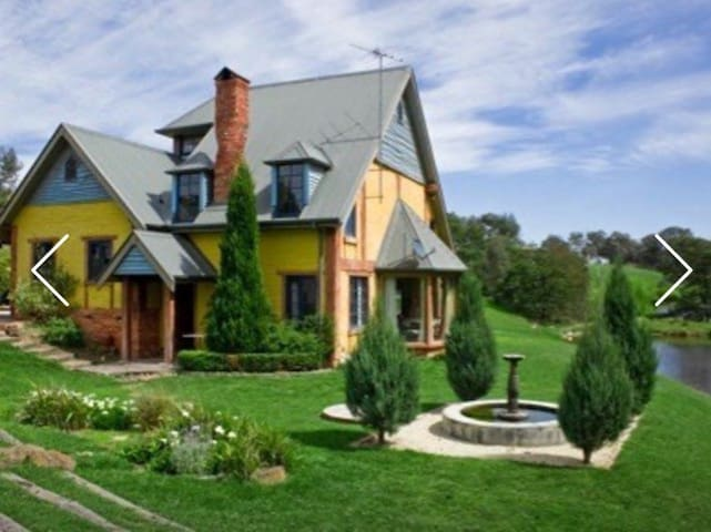 Yarra Valley sleeps 7 - Kangaroo Ground - Chalé