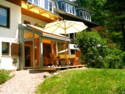 Casa Alma, sonnige Wintergarten-Parterrewohnung