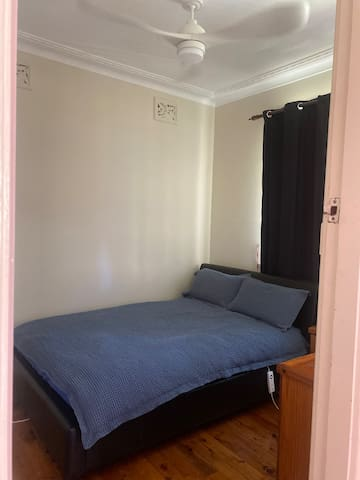 Second Bedroom - Memory foam double bed