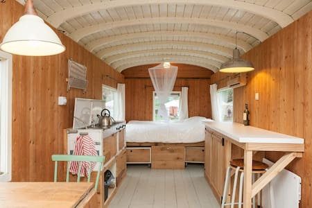 Tiny house on Organic Farm - Abcoude - Overig