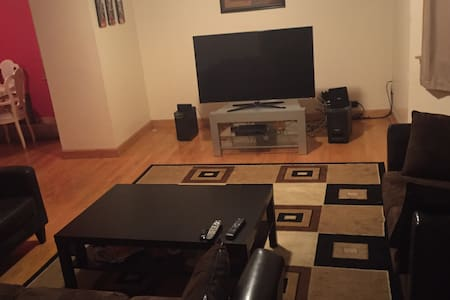 Two Bedroom Apt close to Transport to NYC - Bayonne - Appartement