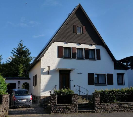 Haus im Nationalpark Eifel, Garten - Schleiden - Huis