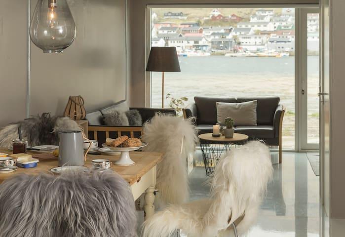Bådhus i Klaksvík