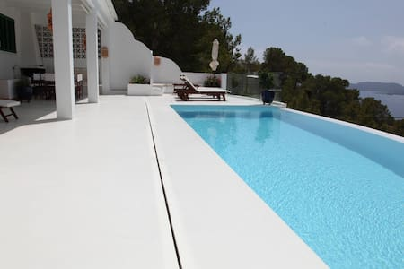 Villa Ibiza avec piscine - Sant Joan de Labritja