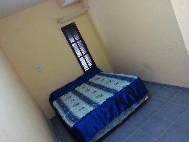 Apartamento para 5 personas , baño privado y coc.