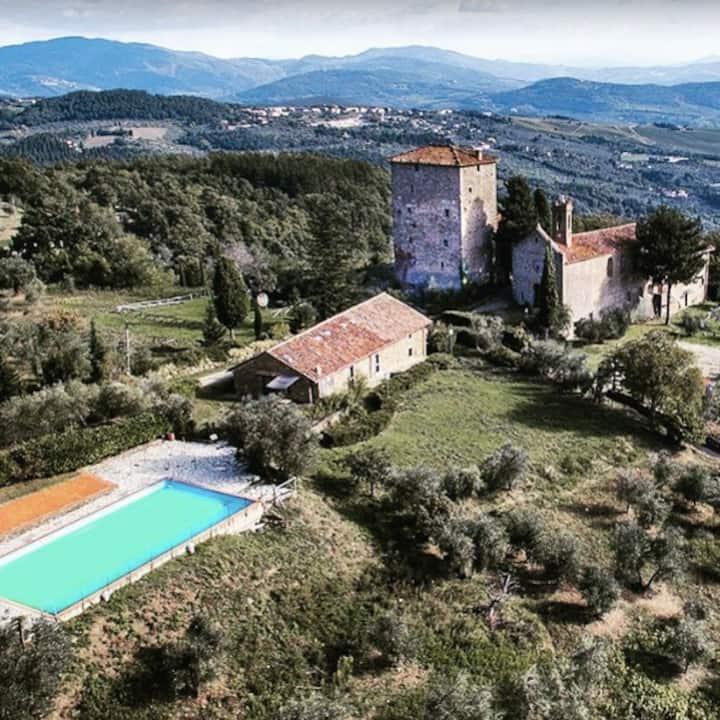 Tuscan Castle Wedding Venue