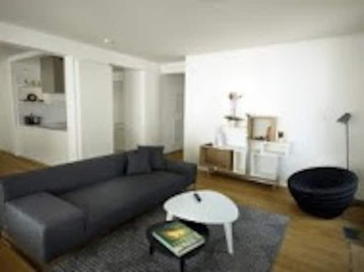 Beautiful apartment in city center