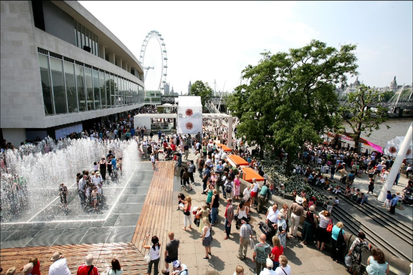 Southbank Centre at your door step