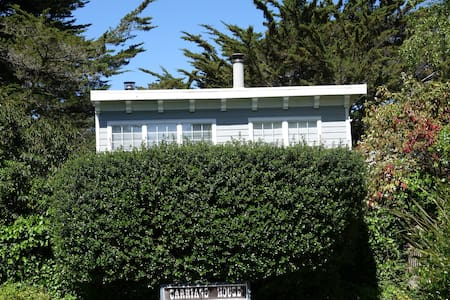 Secluded, Peaceful Retreat - Point Reyes Station