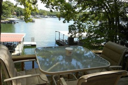 Lakefront Home with Private Dock - Gravois Mills - House