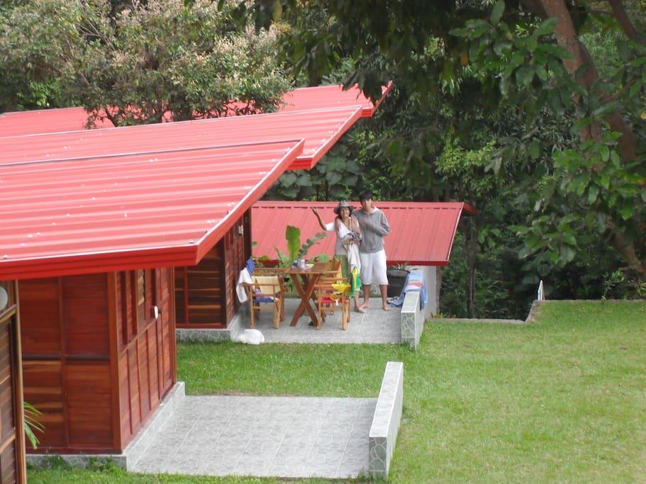 Bungalow 5 px chalet in affitto a bucaramanga santander for Piscinas naturales santander