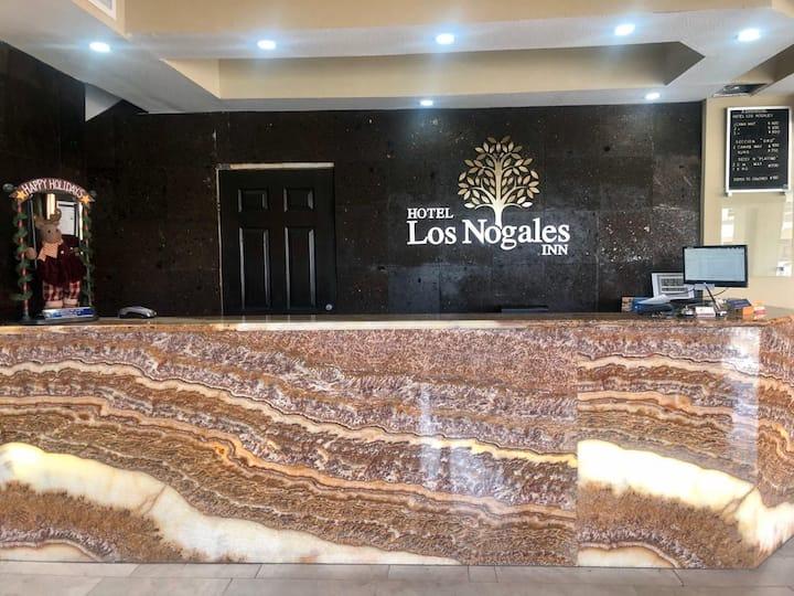 Hermoso hotel Nogales Inn - Habitación doble