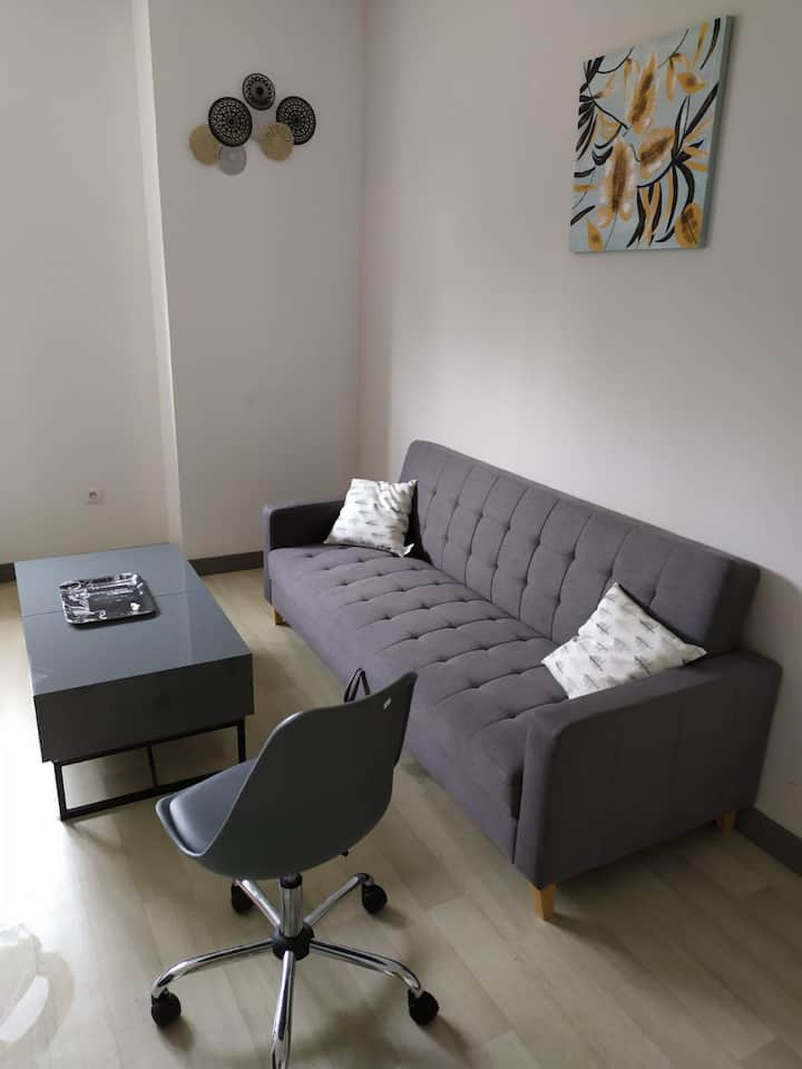 Limoges : appartement calme