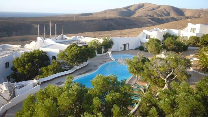 Apartamento en Parque Natural de Fuerteventura