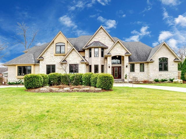 Luxury Home in Oak Brook Area - Downers Grove