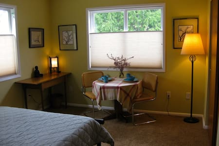 1BR/1BA Studio - Port Townsend, WA - Winter Rates! - Port Hadlock-Irondale