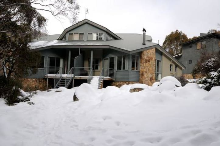 4 Bdrm, 3bth, 150m to Skis Slopes