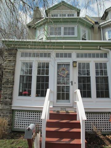 Papal Visit - cozy 5 bedroom twin - Philadelphia - Rumah
