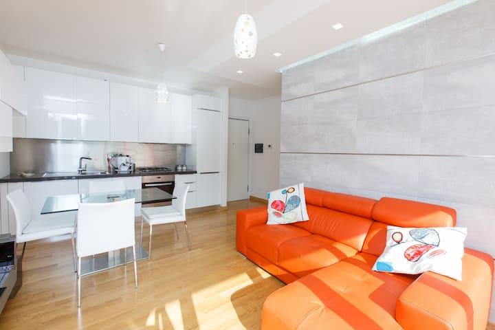 """Pineta"" a wonderful flat Aurelia - Rom - Lejlighed"
