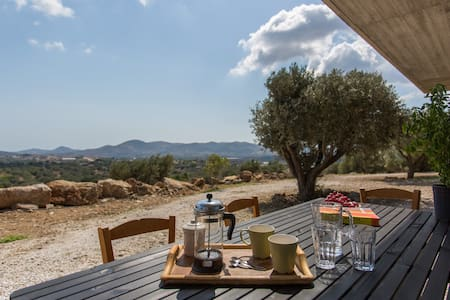 Athens countryside retreat near airport -solar100% - Anatoliki Attiki - 기타