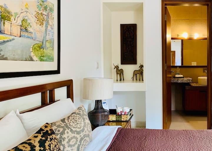 Thikana Delhi (boutique bed and breakfast) 1BR