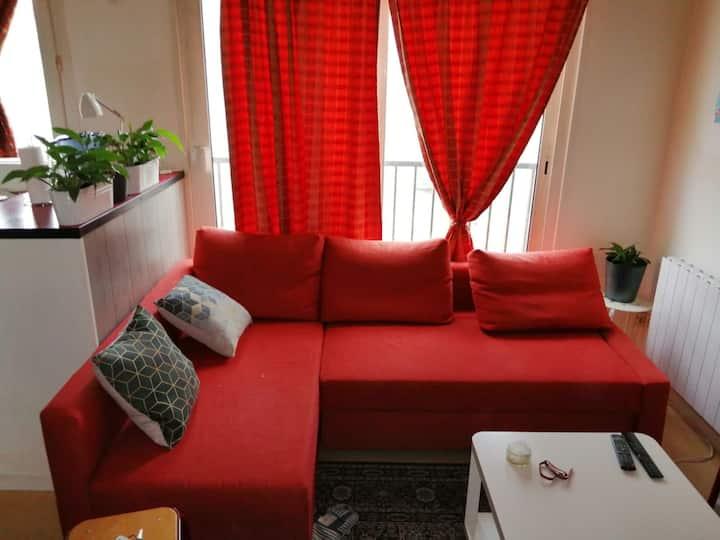 Petit studio cosy au fil du Robec
