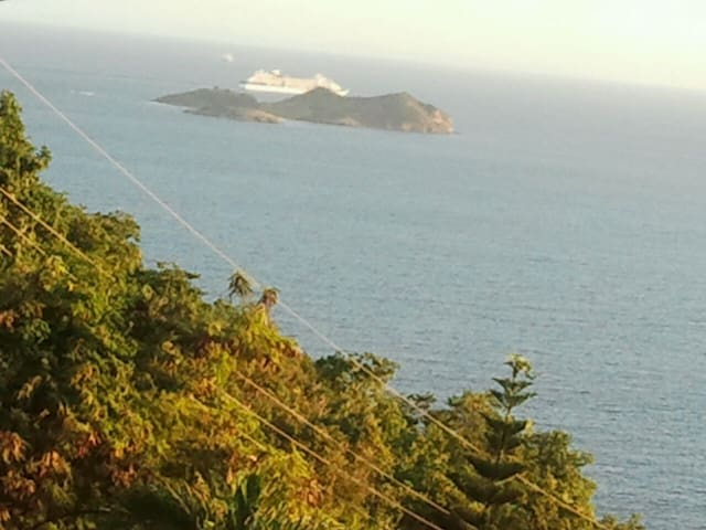 Fortuna Carambolas, Charlotte Amalie - West End - Pis