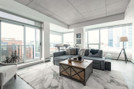 Stylish 1bd ☆ In the Heart of Downtown ☆+Netflix
