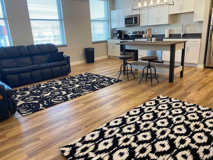 NEW Downtown Living at its Finest 201 (King-WIFI)