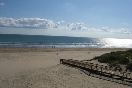 Tranquil 3BR Beachfront South Padre Island Condo