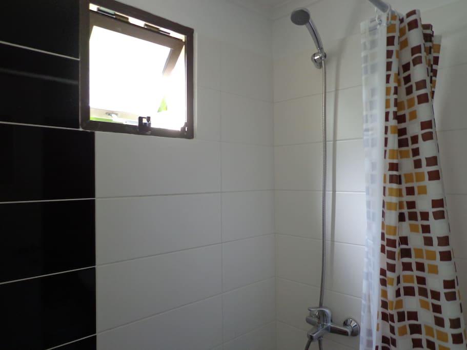 Baño con ventilación al exterior