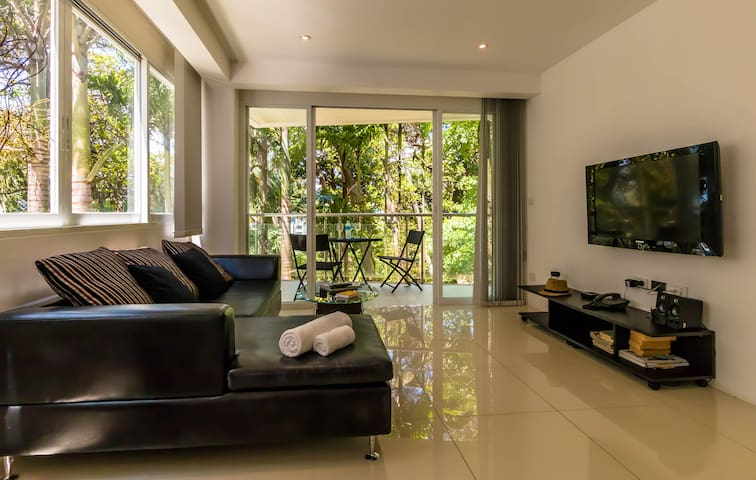 1 Bedroom Luxury Apartment in Karon - Tambon Karon - Leilighet