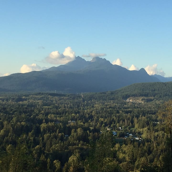 Golden Ears View Suite